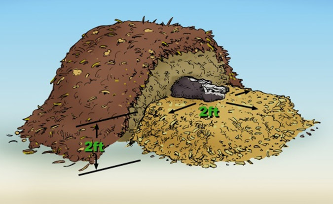 Illustration by Bill Davis, courtesy of the Cornell Waste Management Institute.